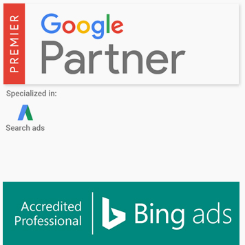 fingo selected as google premier partner and accredited professionals of bing ads